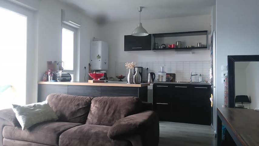 Appartement agréable près de la gare - Thouaré-sur-Loire - Квартира
