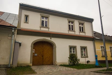 Historical Guest House - Ružomberok - Daire