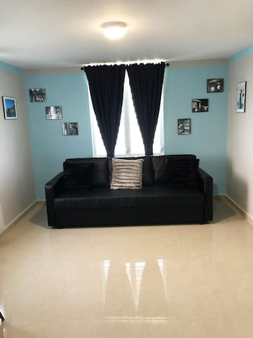 Second bedroom with sofa bed