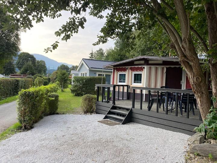 Zillertal Lodge at 5* Comfort Camping