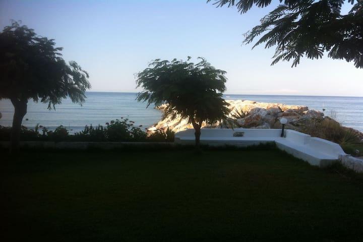 2 BD, Apartment, Waterfront in Nea Skioni - Nea Skioni - Flat