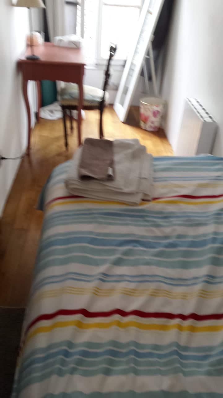 chambre dans appartement Cosy