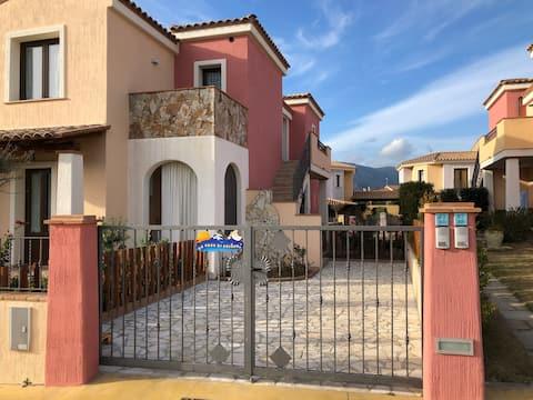 Casa di Chiara nello splendido mare di Villasimius