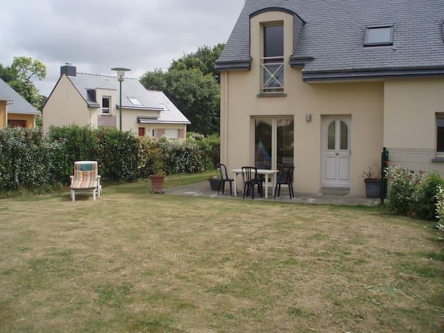 Maison 120m2 entre Rennes & St-Malo - Romillé - Ház