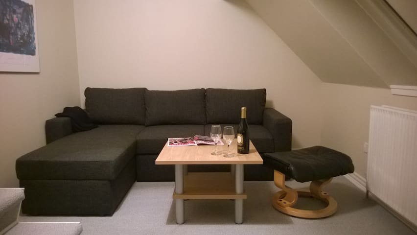 Nice and cosy room on the 1st floor - Holstebro - Casa
