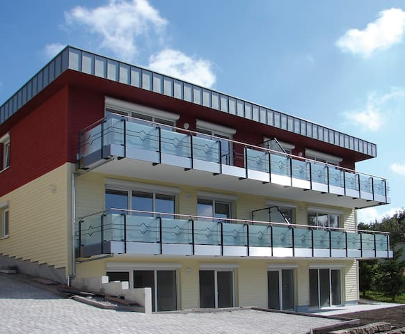 Haus Ohragrund - Wohnung 6 - 63 QM - Oberhof - Appartement