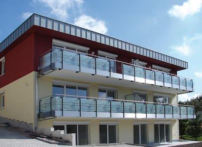 Haus Ohragrund - Wohnung 6 - 63 QM - Oberhof - Daire