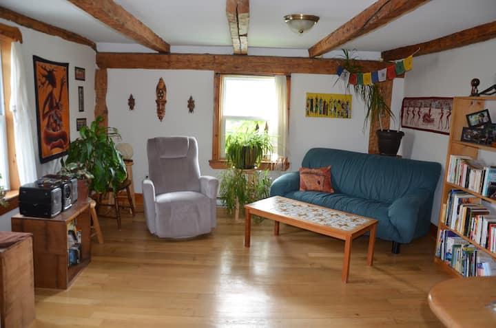 Superbe appartement dans le village de Sutton