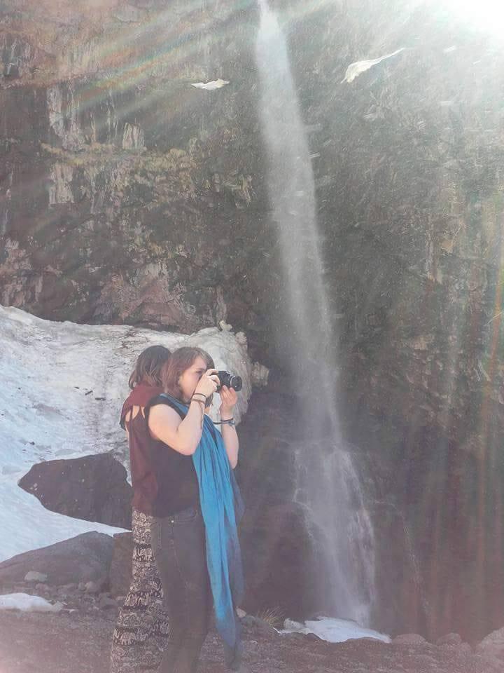 Atlas Mountains Waterfalls