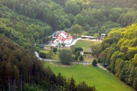 Ubytování v přírodě - Brünn