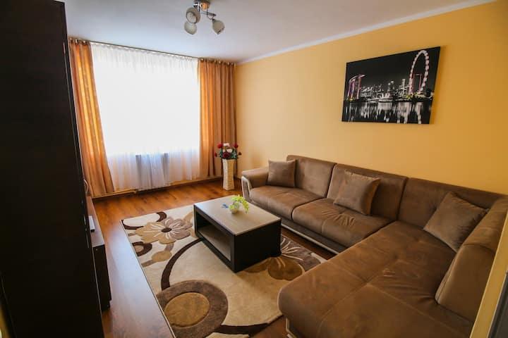 Apartment SUN - 1 bedroom, 5 min walk  to beach