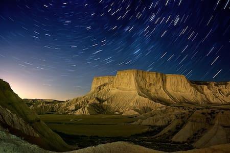Desierto de Bardenas y Senda Viva - Talo