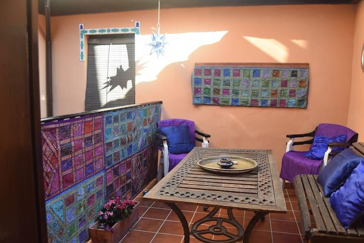Your Home Arabian with terrace in Albaicyn :-)