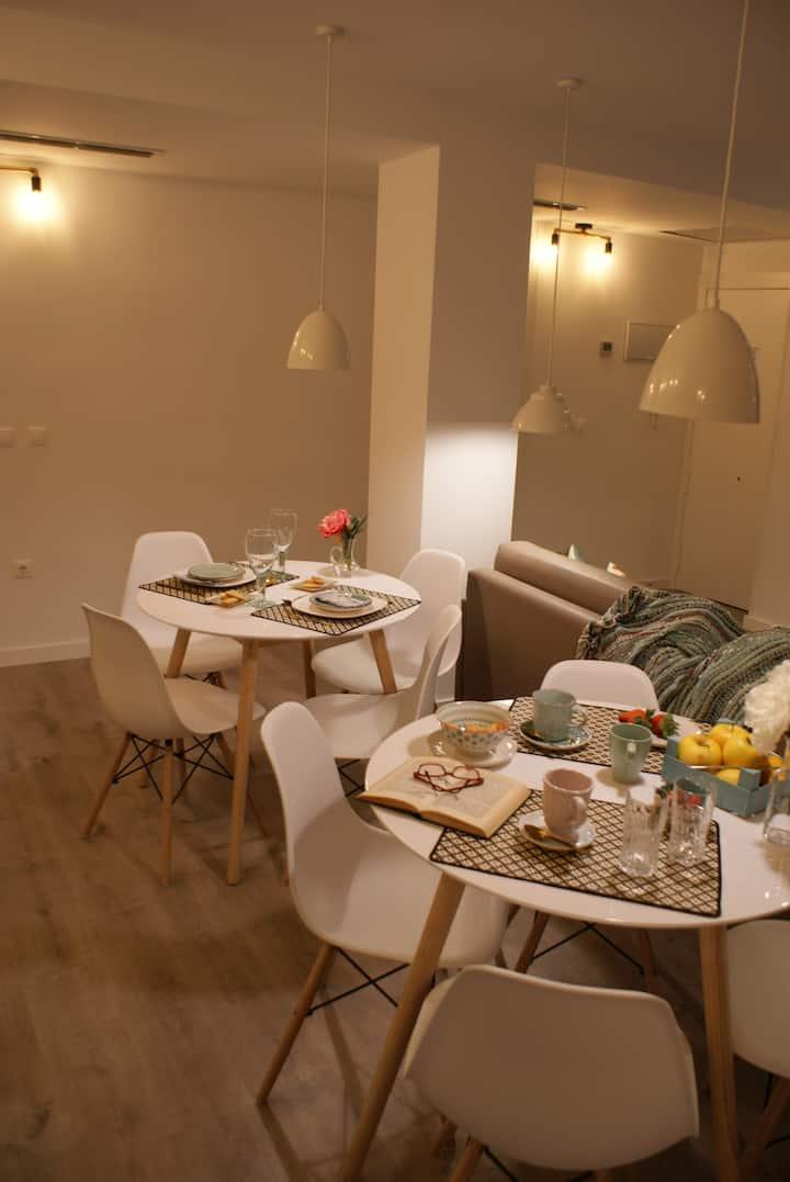 Apartamento Dulcinea II