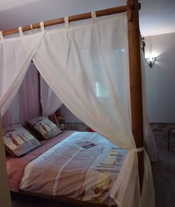 Traversée africaine - PENNE - Bed & Breakfast
