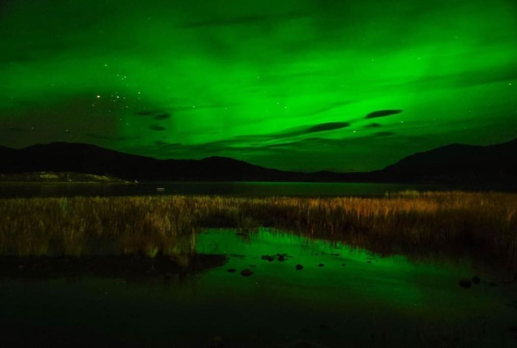 Get the opportunity to see northern lights during your stay