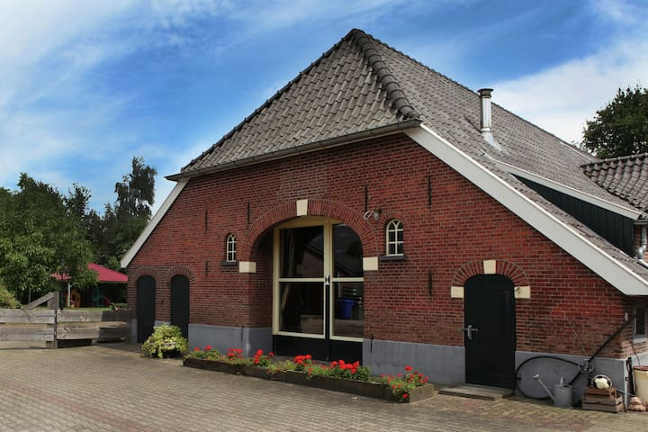 Lovely holiday home in Achterhoek region close to the forest