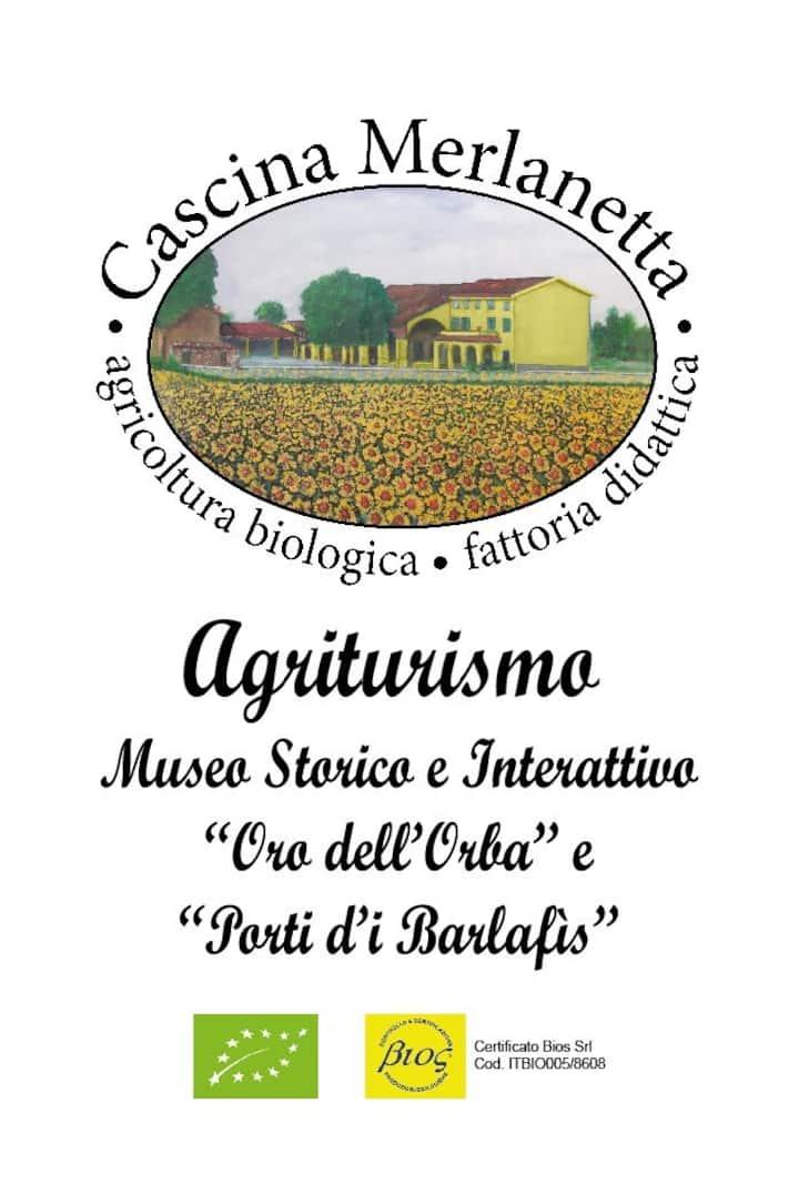 Cascina Merlanetta Casal Cermelli(Al)