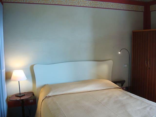 Le Antiche Mura - Camera verde - Semproniano