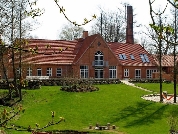 Naturskøn bolig i naturen