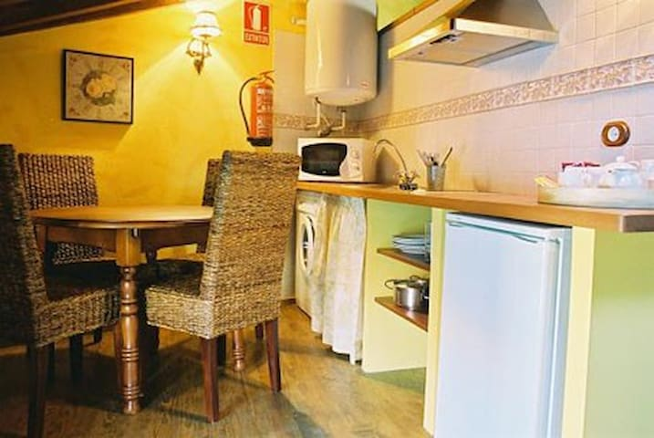 """Apartamento """"La Najarra"""" - Miraflores de la Sierra - Daire"""