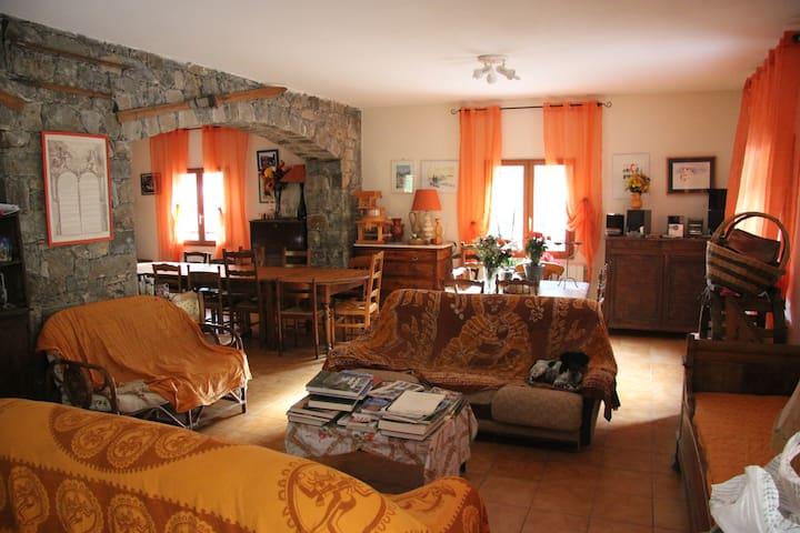 chambre d'hôte - Santo-Pietro-di-Venaco - Bed & Breakfast