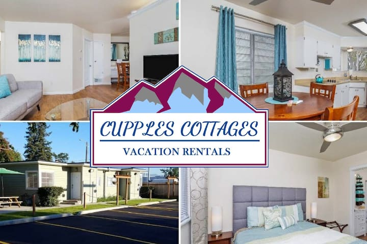 Cupples Cottage #2: NEW! Downtown! Near JBER!