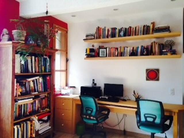sala ambiente para computador