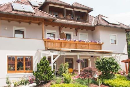 Haus Rosenheim am Millstätter See - Seeboden - Lägenhet