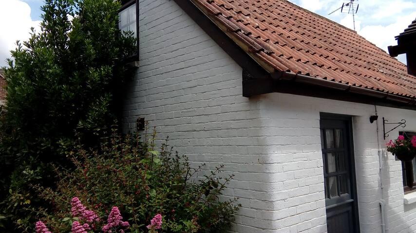 Pikes Barn, a true gem, unique traditional & cosy.