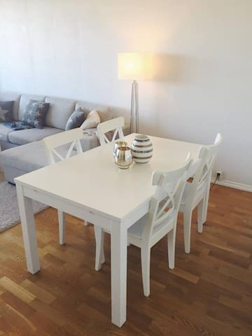Cozy apartment, near the city centre - Bergen - Pis