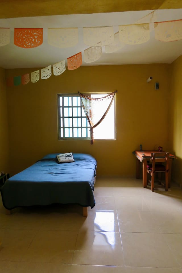 Beautiful private room in the centre of Tulum