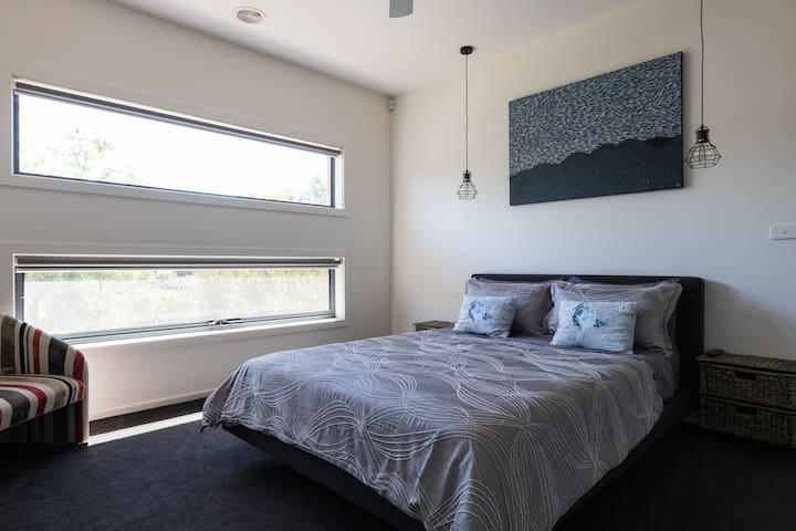 Contemporary award winning home in Healesville - Healesville - Hus