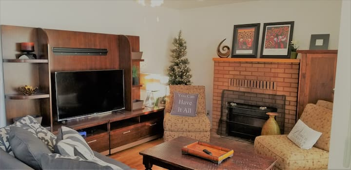 28+Day Stay⭐Smarthouse HDTV WiFi 2 Kings Keurig WD