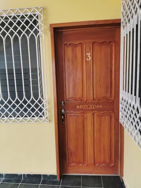 Habitación número 3
