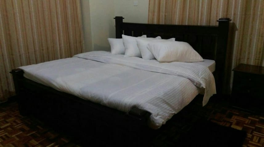 Upscale and Urban two bedroom Apartment. - Nairobi