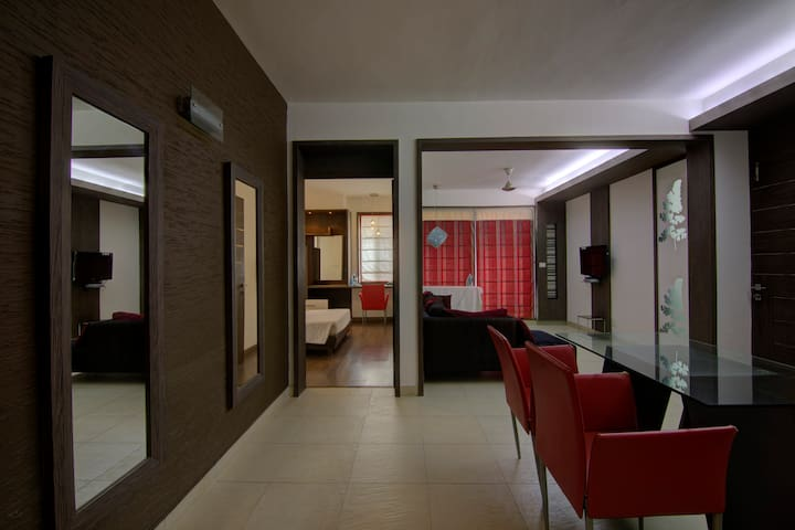 · Executive room in Bangalore's heart ·