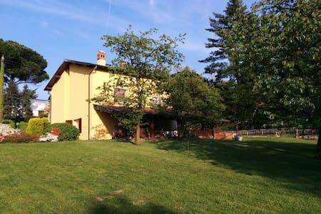 Pets Friendly Apartment in Villa near Lake Como - Cavolto - 公寓