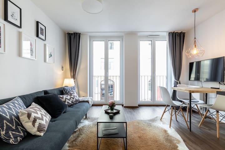 Cozy Apartment - Munich Center - Max