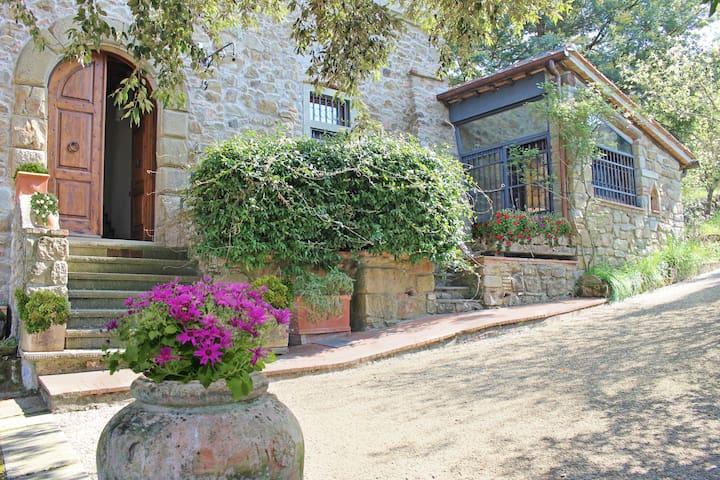 Casale A.D. 1234 - countryside villa in Tuscany - Castiglion fiorentino - Vila
