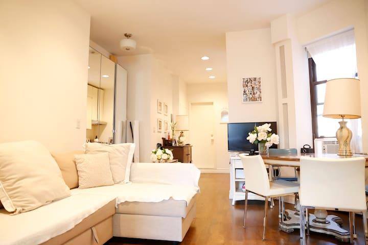 Adorable West Village Apartment