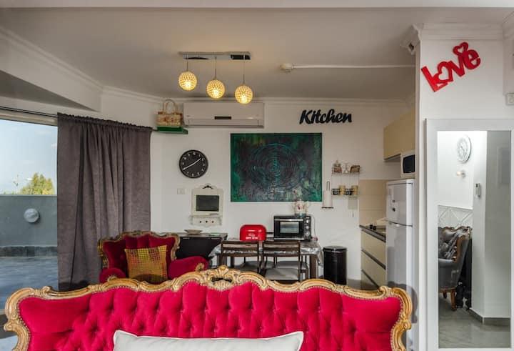 Holiday Apartment Tiberias