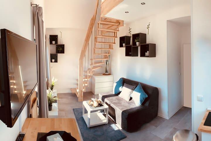 Neue moderne Ferienwohnung in Berlin Lichtenrade