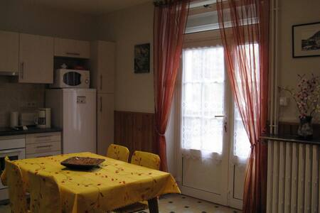 Meublé confortable ,10 min de Super Lioran - Murat