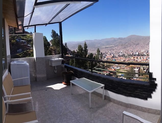 DEPARTAMENTO CUSCO - 庫斯科 - 公寓