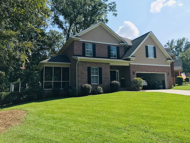 Masters Rental 3 miles from the Augusta National