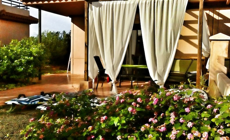 Fuerteventura  Lajares /Majanicho  Holiday House - Lajares - Rumah bandar