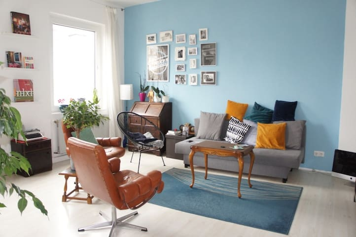 Pretty 2 room-apartment in Düsseldorf - Düsseldorf - Daire