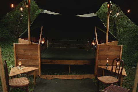Old Word Glamping Experience
