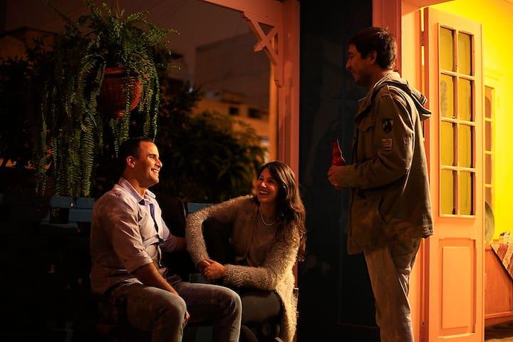 Casa Inclán: amplia, cómoda, acogedora y céntrica